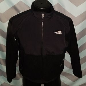 The North Face youth fleece jacket size L